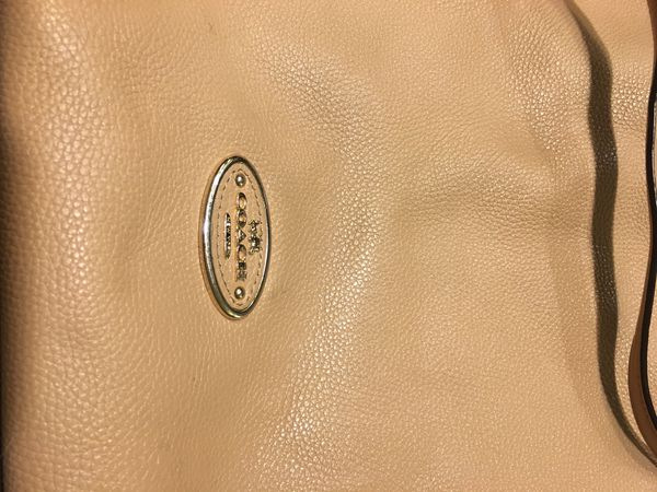 Coach Large Scout Hobo in Pebble Leather