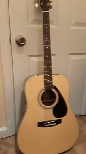 Acustic Guitar Yamaha FD02 for Sale in Dumfries, VA