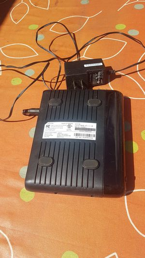 Verizon DSL modem version gt784wnv for Sale in San Dimas, CA