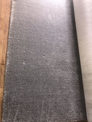 Brand new 10'x60' roll of gray indoor carpet for Sale in West Jefferson, OH