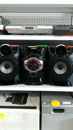 Samsung home stereo system for Sale in Tampa, FL