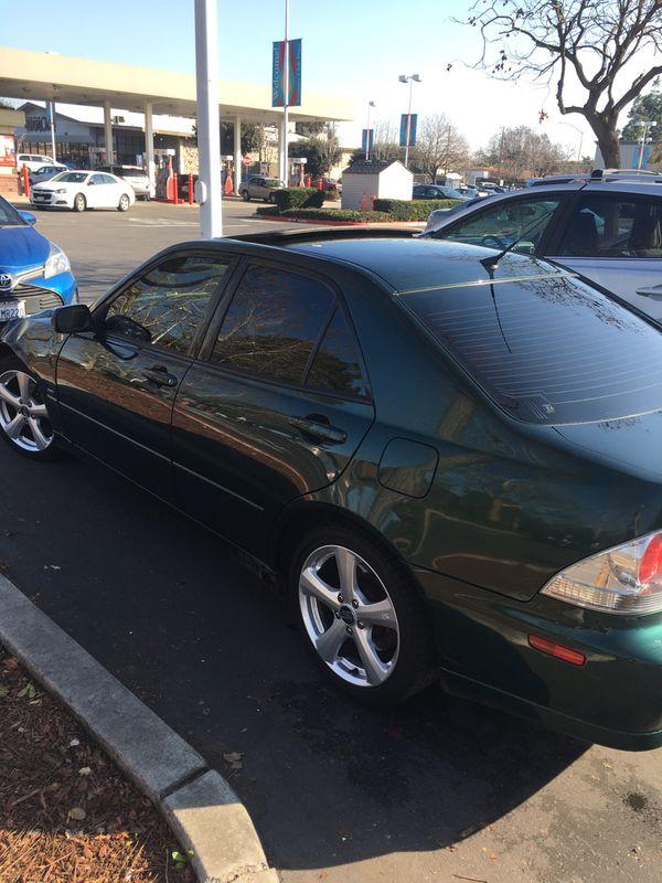 82a9429b34cc Lexus is300 2001 for Sale in Hayward