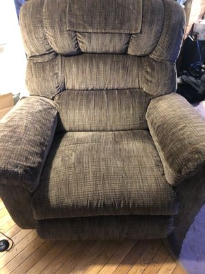 Lazy boy recliner rocking very soft willing to negotiate for Sale in Washington, DC