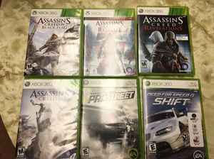 Xbox 360 games for Sale in West Valley City, UT