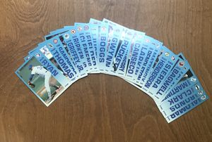 1992 Fleer Baseball Citgo Set 24 cards for Sale in Raleigh, NC