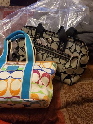 Special 2 Coach bags for one! for Sale in Lithonia, GA