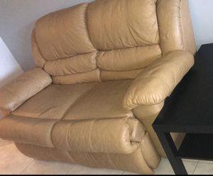 Free sofa!!!! Sofa Reclinable gratis!!! for Sale in Sunrise, FL