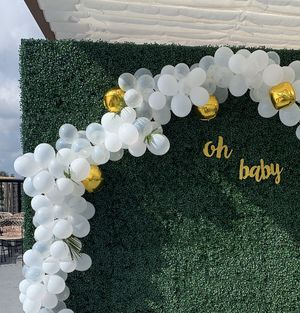 Baby shower Backdrop set up (Photo booth optional) for Sale in Fort Myers, FL