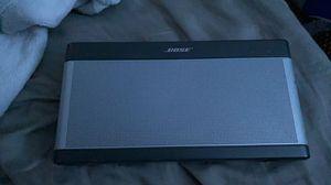 Bose SoundLink 3 Bluetooth Speaker for Sale in Mesa, AZ