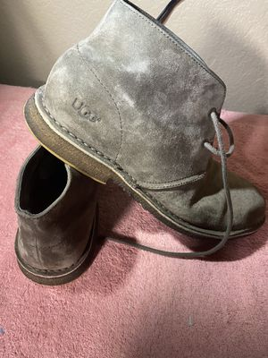 UGG men boots size 10.5 great condition excellent brand for Sale in Carrollton, TX