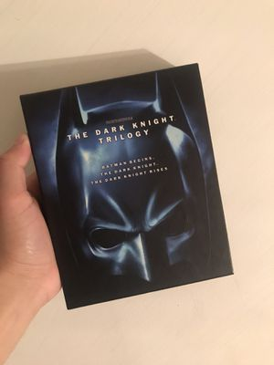 The Dark Knight Trilogy Blu-Ray Collection for Sale in Fresno, CA