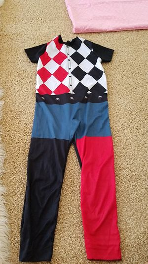 Harley Quinn Halloween costume - child medium for Sale in Chula Vista, CA