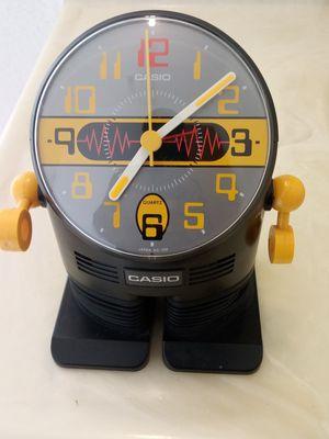 80's Casio Clock Robot (japan. AC-100) vintage for Sale in San Jose, CA