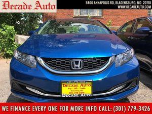 2014 Honda Civic Sedan for Sale in Bladensburg, MD