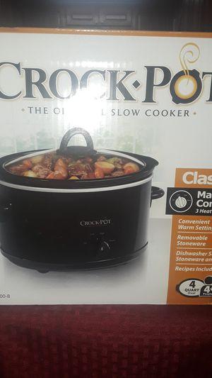 Crock pot for Sale in Haltom City, TX