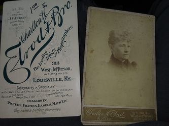 1850s professional photography photos and advertisement for Sale in Hermitage,  TN