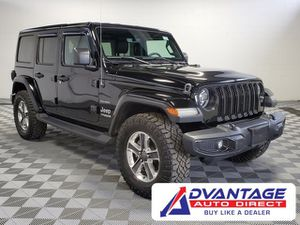 2018 Jeep Wrangler Unlimited for Sale in Kent, WA