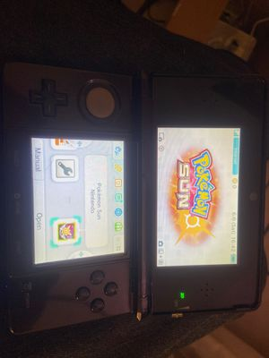 Nintendo 3ds with pokemon sun downloaded. for Sale in South El Monte, CA