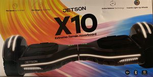 X10 ALL-TERRAIN hoverboard HALF PRICE!! *self balancing* *bluetooth* *10mph!* for Sale in Spring Valley, CA
