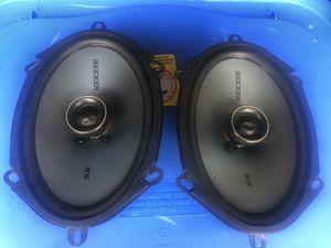 6X8 Kicker Speakers for Sale in Woodburn, OR
