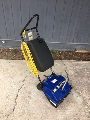 Grouthog Windsor floor cleaner scrubber tile hardwood cement for Sale in Bellingham, WA