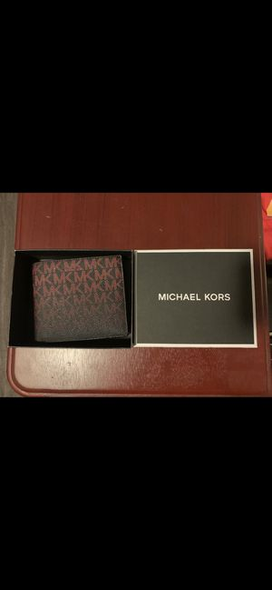Michael Kors Wallet (Never been used) for Sale in Tampa, FL