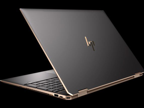 HP Spectre x360 15T Touch convertible Laptop