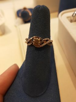 Rose Gold Diamond Ring for Sale in Pensacola,  FL