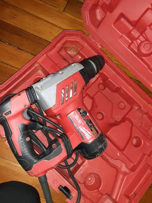"Rotary Hammer Drill (Milwaukee) 1-1/8"" SDS PLUS for Sale in Washington, DC"
