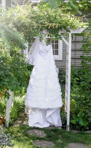 Wedding dress, used for Sale in Fairfax, VA
