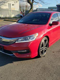 Clean Title Honda Sport 2017 for Sale in Kent,  WA