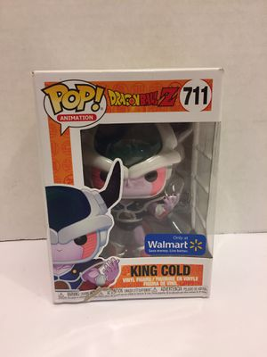 New! King Gold Pop Animation Dragon Ball Z #711 for Sale in Henderson, NV