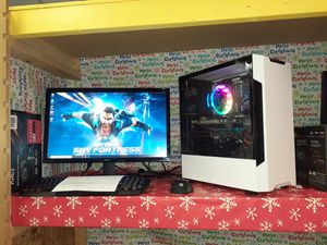 NEXUS-EVO Gaming computer setup +Gaming GEARS for Sale in Kennedale, TX