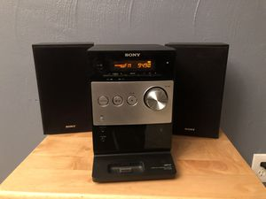 CD player stereo for Sale in St. Petersburg, FL
