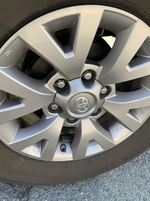 Tacoma Rims and tires Firestone for Sale in Silver Spring, MD
