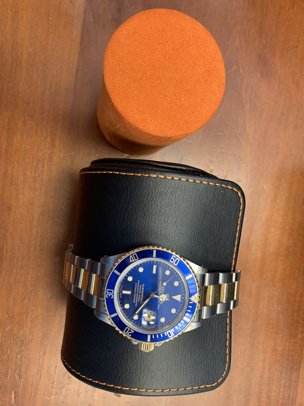 Rolex submarine Really nice watch don't contact with silly questions one owner $900