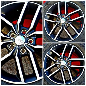 2020 JEEP GRAND CHEROKEE TRAILHAWK RIMS STOCKS BRAND NEW ____ ( RIMS ONLY , NO TIRES) for Sale in Houston, TX