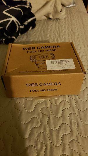 Web camera full HD 1080P for Sale in Phoenix, AZ