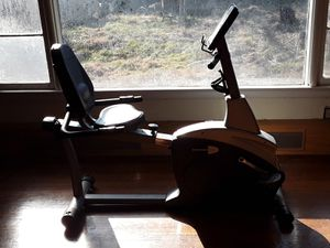 Schwinn 203 recumbent bike for Sale in Hyattsville, MD