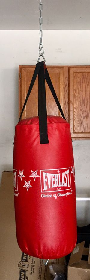 Punching bag for Sale in Littleton, CO