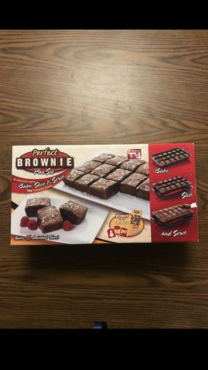 Brownie Pan set for Sale in Brockton, MA