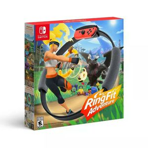 Ring Fit Adventure For Switch.... Never Used, In The Box for Sale in Phoenix, AZ