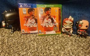 Madden NFL 20 for Sale in Garland, TX