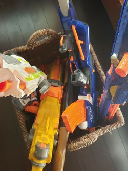 Nerf Gun Collection (Read Description) for Sale in Lakewood,  WA