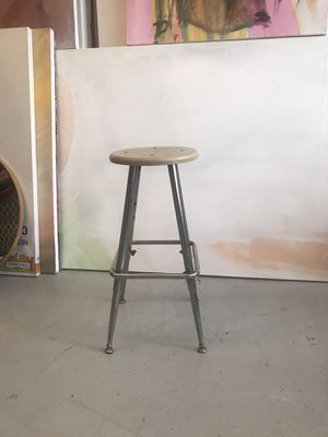 Metal Stool for Sale in Brooklyn, NY