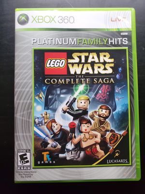 Lego star wars for the Xbox 350 for Sale in Miami, FL
