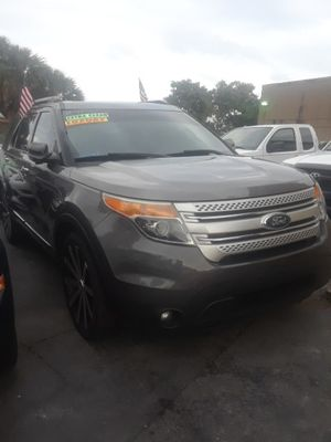 2011 Ford Explorer 4WD $995 DOWN for Sale in Plantation, FL