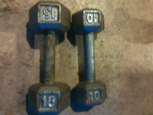 Hand weights for Sale in Longview, TX