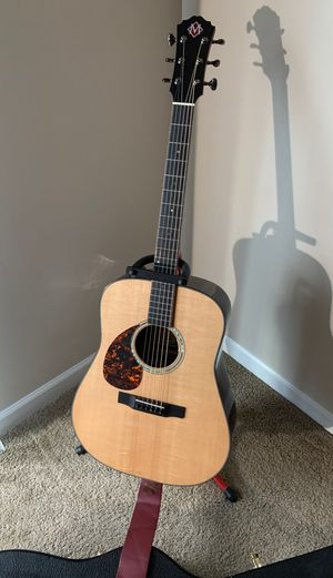 Authentic Morgan dreadnaught guitar for Sale in Galloway, OH