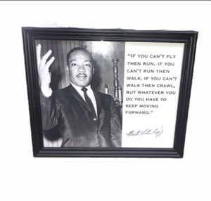 DR MARTIN LUTHER KING JR GLOSSY POSTER PICTURE PHOTO PRINT civil rights 3886 and qoute for Sale in Lynnwood, WA